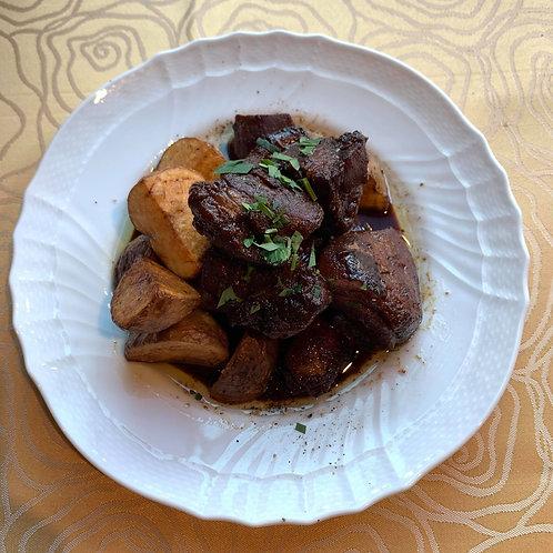 <冷凍惣菜>阿蘇放牧豚のバルサミコ煮込み