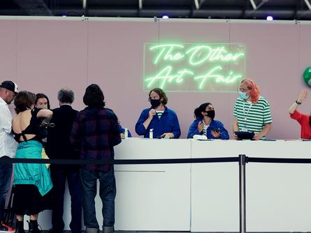 KSS and London's Art Fairs.