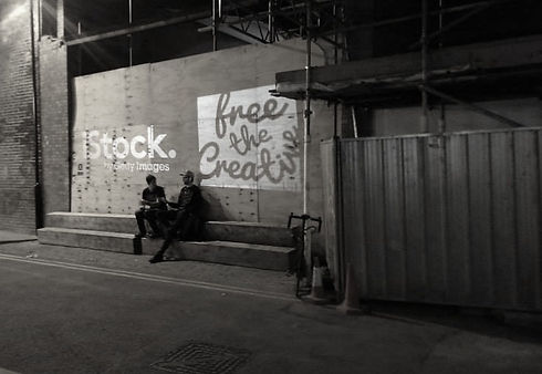 getty image at white rabbit studios london