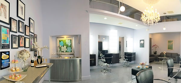 ROCA Salon Bridal Suite