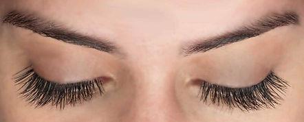 Best eyelash extensions at ROCA Salon & Spa