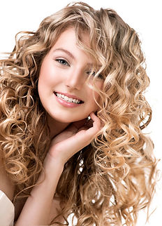 Curly hair specialists at ROCA Salon & Soa