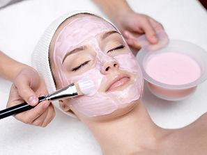 Facial treatments at ROCA Salon & Spa in Kansas City