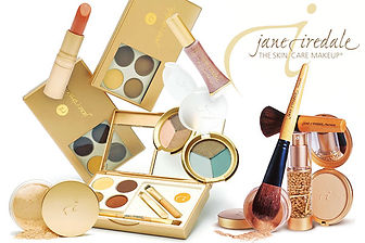 Jane iredale Mineral Cosmetics at ROCA Salon & Spa in Kansas City