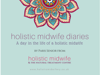 Holistic Midwife Diaries - Using a Holistic View for Essential Oil Blending
