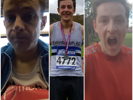 A Tale of 3 Marathons: My 12 month journey from Coma to PB