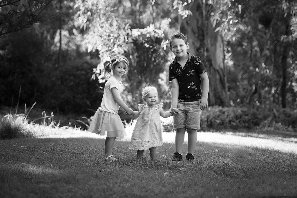 child garden family photo portrait adelaide
