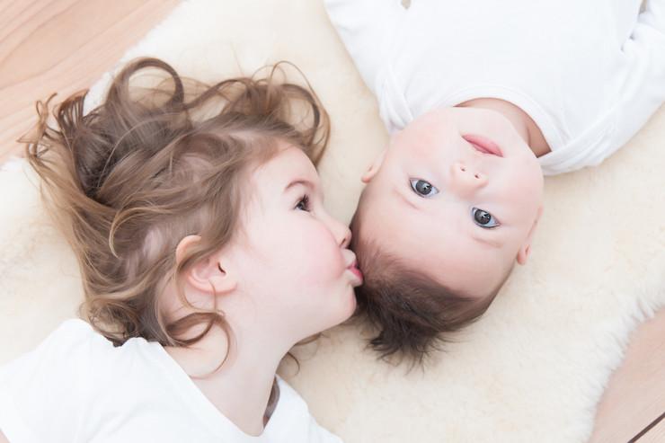 child baby sibling studio photo portrait adelaide