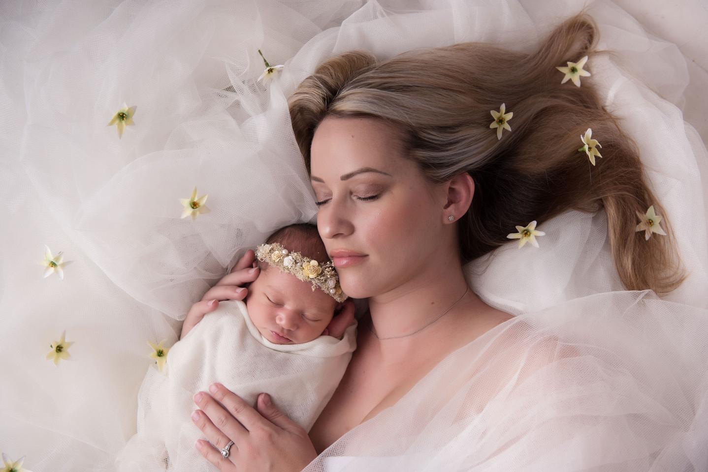 adelaide newborn family photo
