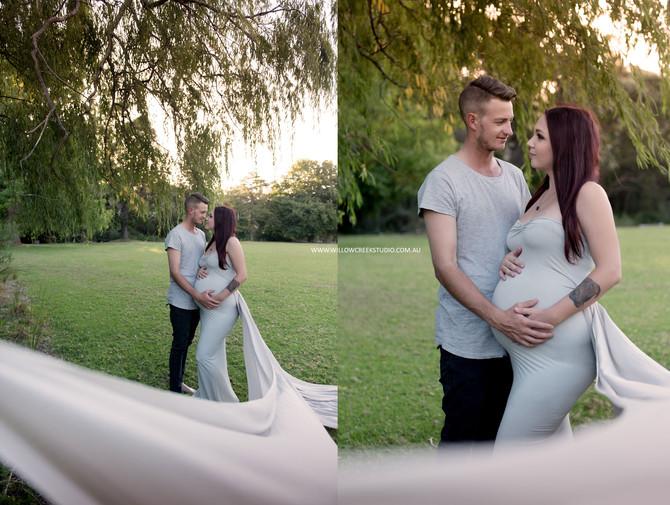 Josie and Kalin - Maternity