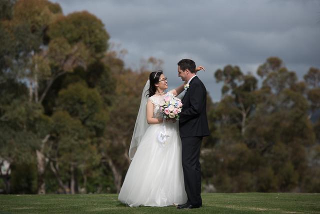 Scott and Chloe - Wedding at Sferas Modbury