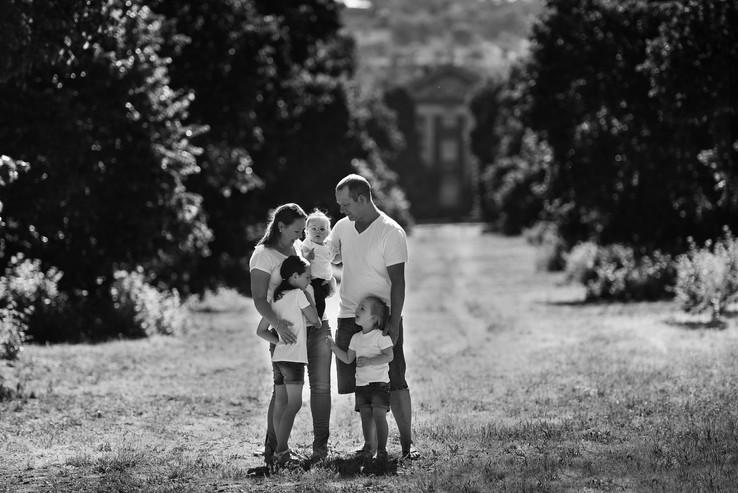 belair adelaide outdoor garden family photo