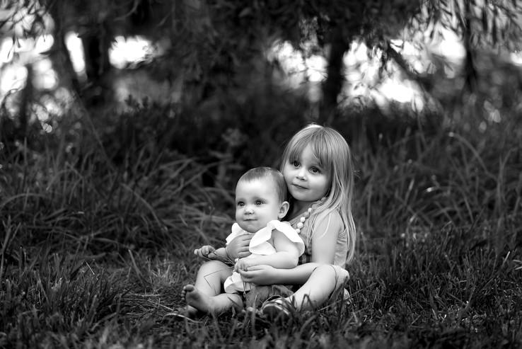 child garden sister photo portrait adelaide