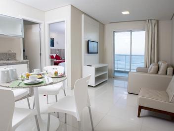 Apartamentos com Cozinha