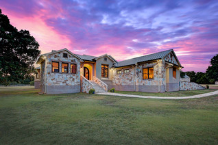 101 Spears Ranch Rd - Main House - Front