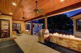 101 Spears Ranch Rd - Main House - Rear
