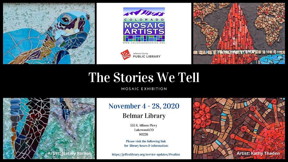 CMA_Belmar Library_November 2020_POSTER