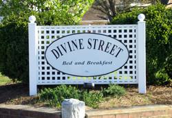 Divine Street front close