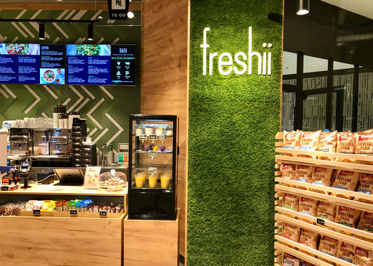 Freshii Restaurants