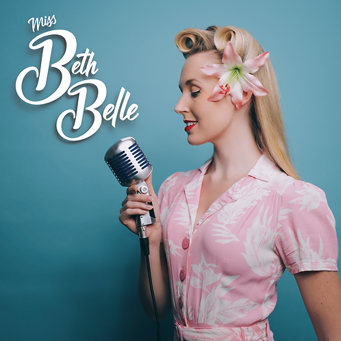 Miss Beth Belle - CD