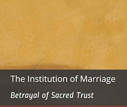The Sacredness of Marriage 10:00 Am March 19, 2021
