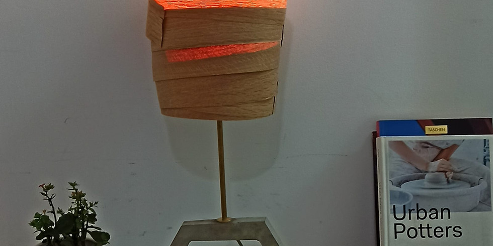 סדנת בניית גופי תאורה