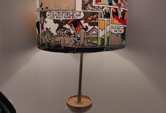 מנורת שולחן רטרו