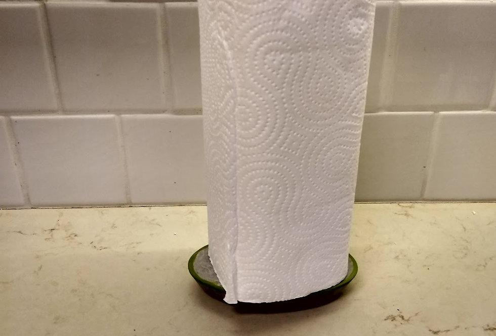 מעמד לנייר מגבת או נייר טואלט
