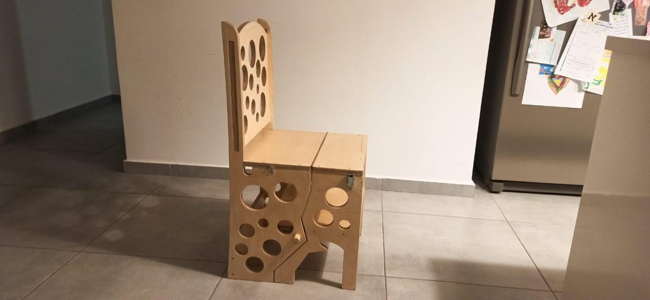 ערכת נגרות-מגדל למידה הופך לכיסא.jpg