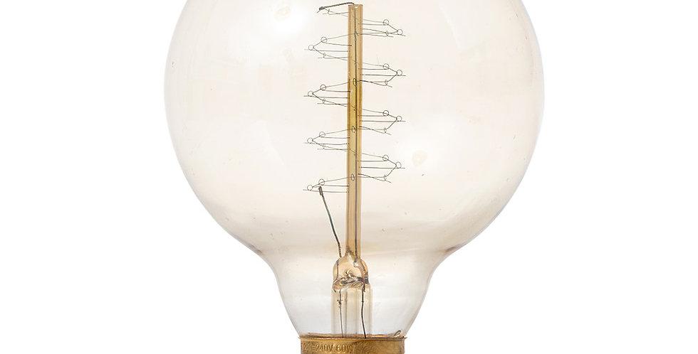 מנורת גלוב - פחם