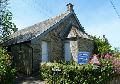 Village Hall - from Fore Street