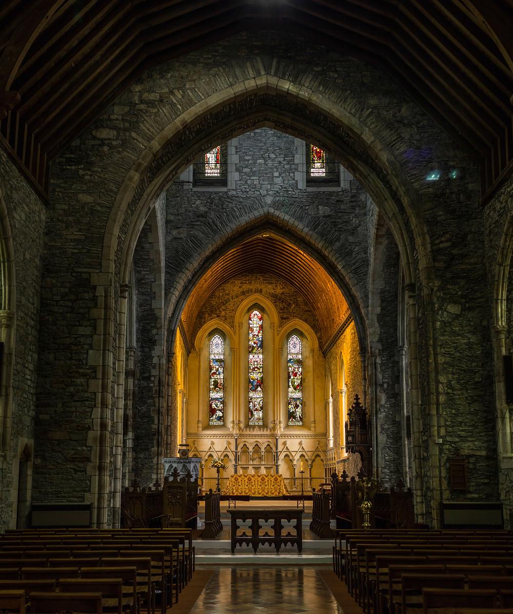 Saint Brigid's Cathedral Interior