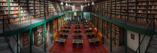 Biblioteca Nacional, CDMX