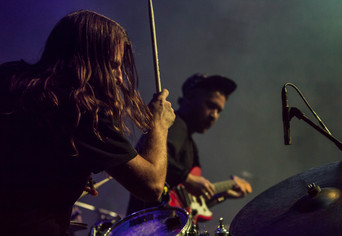 Unknown Mortal Orchestra live