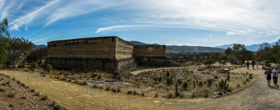 Ruinas Azteca, Puebla