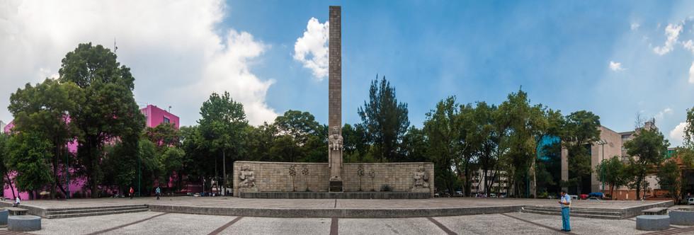 Monumento De Las Madres, CDMX