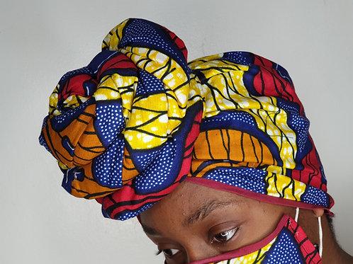 FOLAKÈ - Headwrap