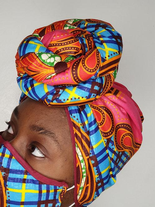 MORI-OLA - Headwrap