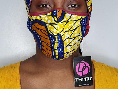 FOLAKÈ2 - Face Mask