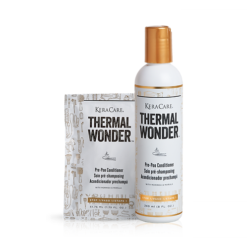 KeraCare - THERMAL WONDER PRE-POO CONDITIONER