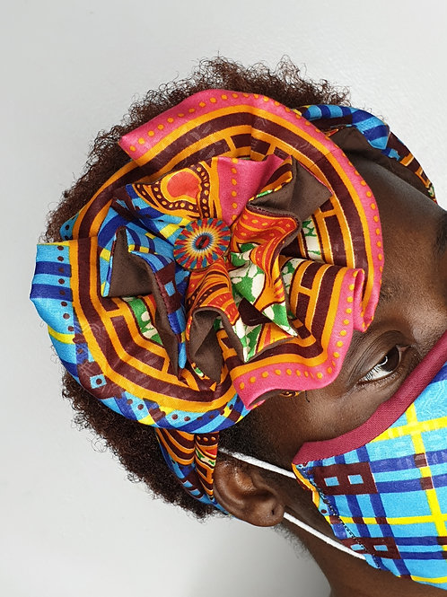 MORI-OLA - Flower Headband