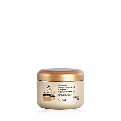 Keracare - NATURAL TEXTURES HONEY SHEA CO-WASH