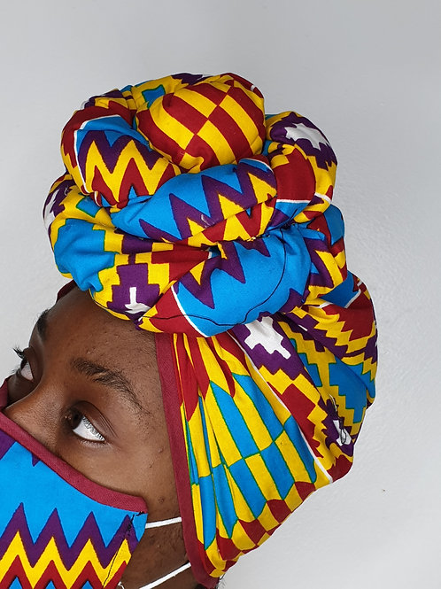 BAYO1 - Headwrap