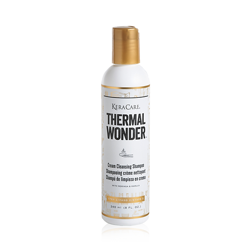Keracare - THERMAL WONDER CREAM CLEANSING SHAMPOO