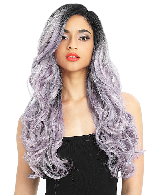 ADRIANA - SYNTHETIC LACE FRONT / PARTING WIG