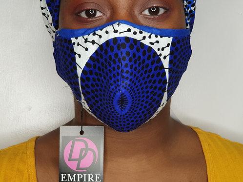 KOUBOURA3 -  Face Mask