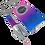 Thumbnail: 3500 RPM portable rechargeable unicorn drill