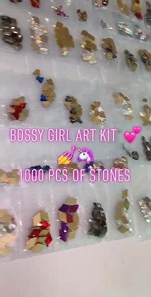 Bossy Girl Art Kit