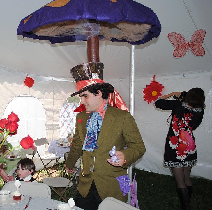 alice in wonderland umbrella prynceparties theme party pics and memories
