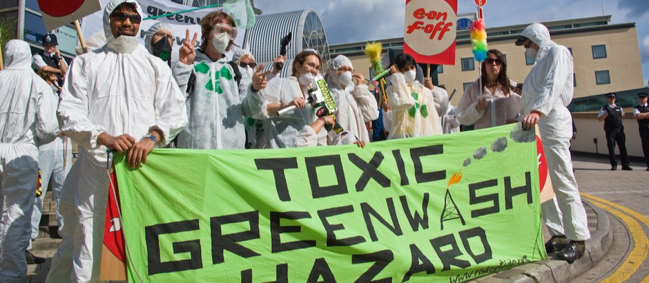 The Issue With Greenwashing